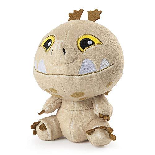 Dragons Fleischklops Drache | DreamWorks 14 cm Plüsch Figur | Softwool