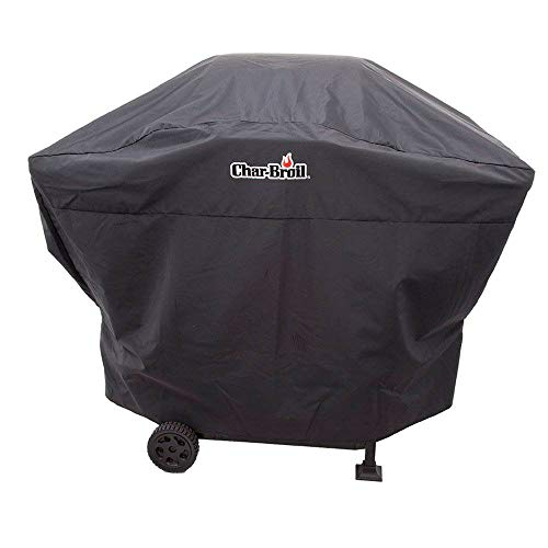 """Char-Broil Performance 2 to 3 Burner 52"""" Grill Cover with Heavy-Duty Polyester"""
