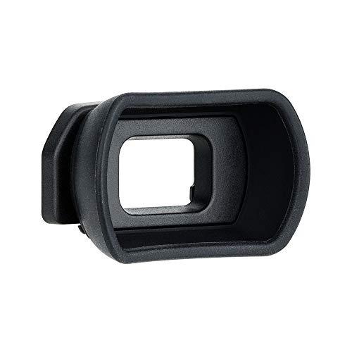 KIWIFOTOS KE-NKD Eyecup para Nikon D7500 D7200 D7100 D7000 D5600 D5500 D5300 D5200 D5100 D5000 D3500 D3400 D3300 D3200 3100 D3000 D750 D610 D600 D300s D300 D200 D100 D90 D80 D70s