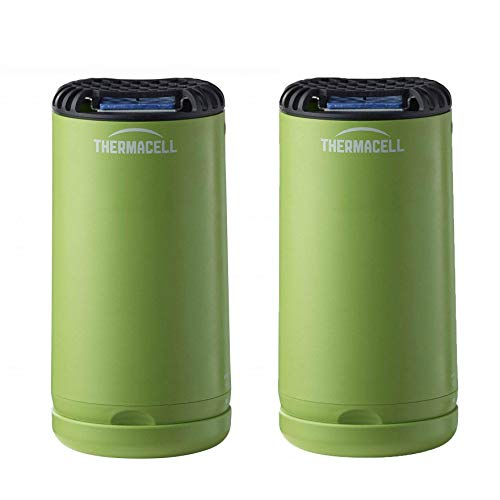 Thermacell Outdoor Patio and Camping Shield Mosquito Insect Repeller, 2 Pack