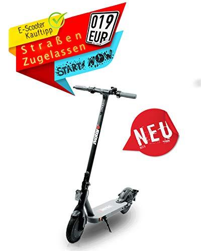 Ohmbike Marktneuheit 2020! Strassenzugelassene e Scooter mit ABE E-Roller, Akku bis 20km, klappbarer Elektro-Roller E-Scooter Erwachsene & Kinder 300W
