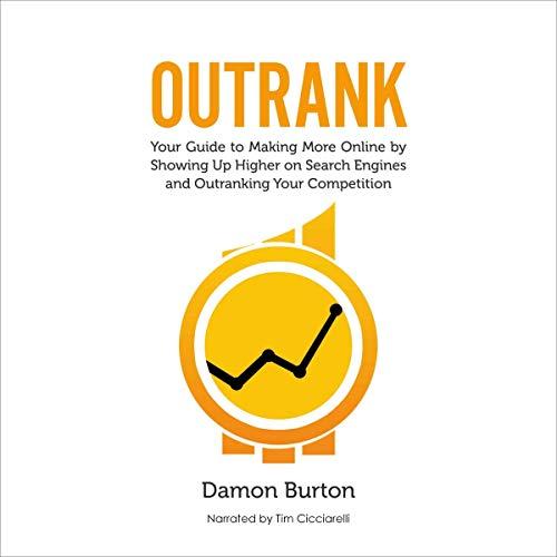 Outrank Audiobook By Damon Burton cover art