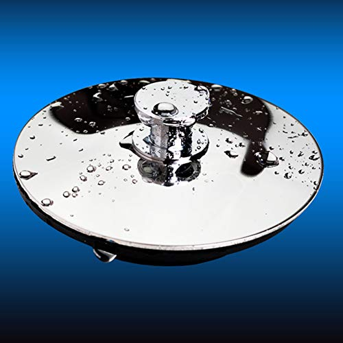 Tapón de bañera Fregadero de fregadero de acero inoxidable Lavabo de desagüe Ducha Revestimiento de piso Filtro Universal Residuos Accesorios Baño