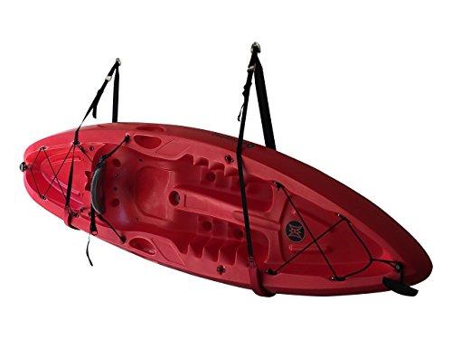 Kayak / Paddle Board Heavy-Duty Padded Wall Storage Sling / Mount by COR Board Racks