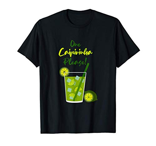 Cocktail I Party I Caipirinha T-Shirt