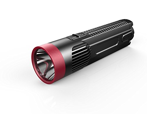 Nitecore EC4GT rot Limited Edition - 1000 Lumen, limitiert auf 1000 Stück weltweit