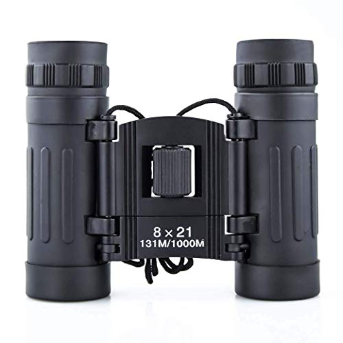 For Sale! Schützks Portable 8X21 Folding Binoculars-HD Kids Adults FMC Lightweight Binoculars Grip ...