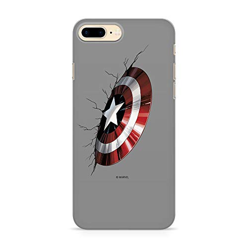 Ert Group MPCCAPAM8522 Custodia per Cellulare Marvel Captain America 023 iPhone 7 PLUS/ 8 PLUS