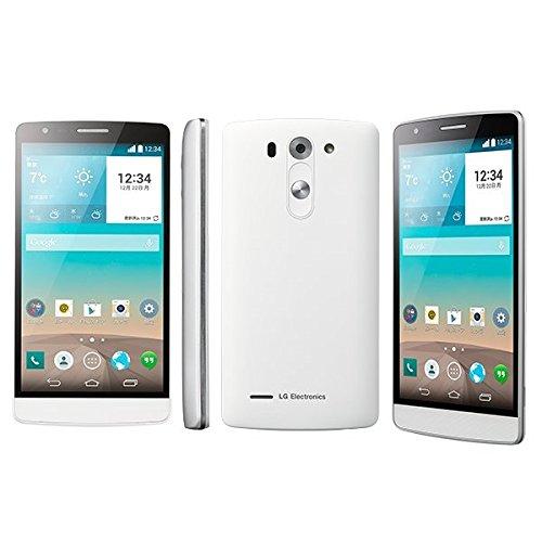 'LG G3S–Smartphone sbloccato Android, schermo 5, fotocamera 8MP, 8GB, quad-core 1.2GHz, 1GB RAM), Bianco