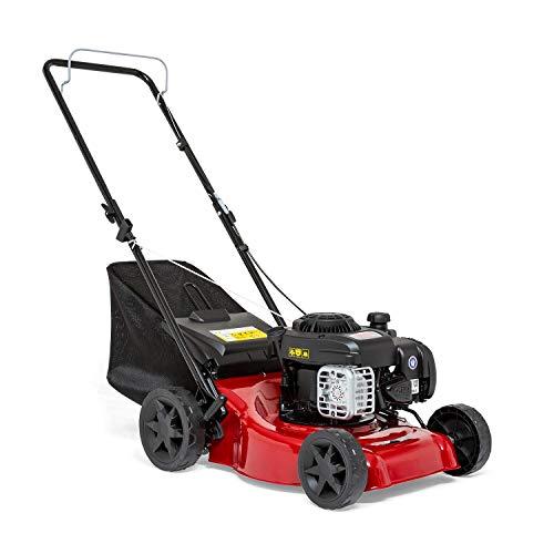 """Sprint 410P - tondeuse poussée à essence rotative de 40 cm (16"""") avec un moteur à essence 300E Series de Briggs & Stratton / 125cc"""