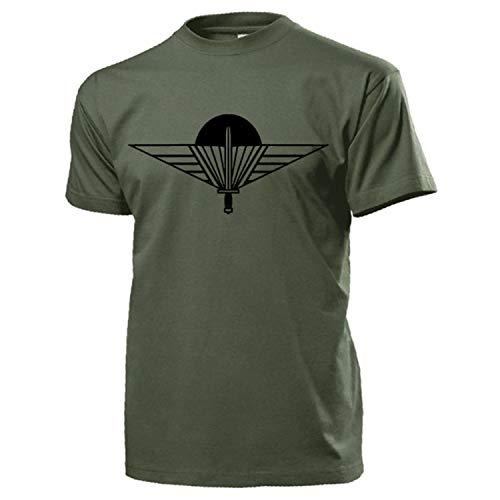 Jagdkommando Bundesheer Abzeichen Spezialeinsatzkräfte Österreich T Shirt #15817, Größe:L, Farbe:Oliv