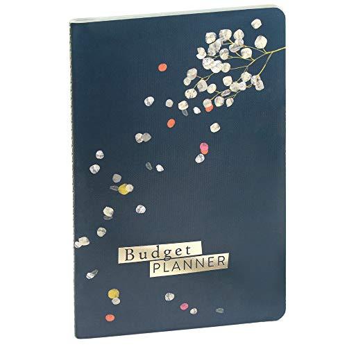 Budget Planner de Boxclever Press. Organizador financiero para organizar tus finanzas personales. Con rastreador de gastos, planificación mensual. Planificador mensual sin fecha y múltiples funciones