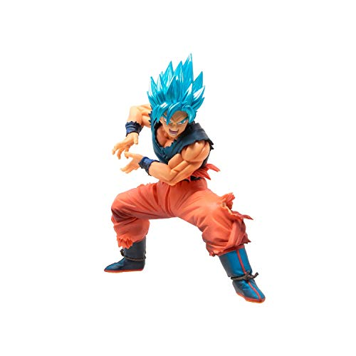 FIGURE DRAGON BALL SUPER MAXIMATIC the SON GOKU II - REF. 20721/20722, BANDAI BANPRESTO