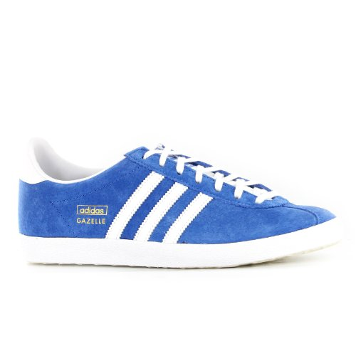 adidas Gazelle OG Blue White Mens Trainers Size 43 1/3 EU