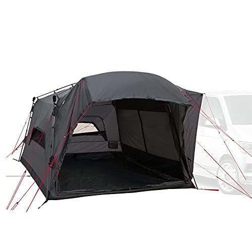 Qeedo Quick Motor Free Pro Busvorzelt, freistehend - Campingzelt mit Quick-Up-System als Vorzelt für Campingmobil, Camper