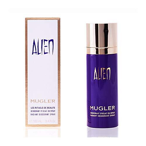MUGLER Alien femme/woman Deodorant Spray, 100 ml