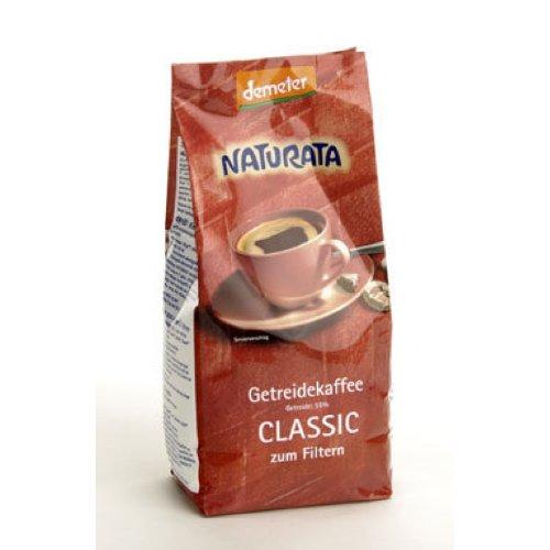 Naturata Getreidekaffee Classic zum Filtern, demeter 500g