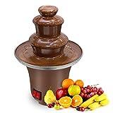 Micnaron 8 Ounce Chocolate Pro Fountain,0.5 lb Capacity Chocolate...