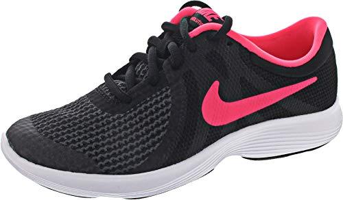 Nike Damen Revolution 4 (Gs) Fitnessschuhe, Mehrfarbig Blanco 000, Numeric_37_Point_5 EU