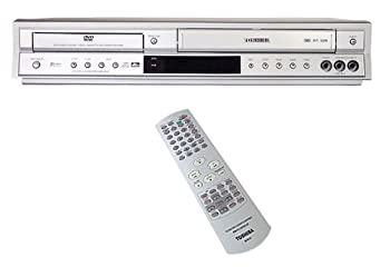 Toshiba SD-K530SU Progressive Scan DVD/VCR Combo w/DVD/VCD/CD-R/CD/DVD-R/CD-RW Disc Compatible Built-in Dolby Digital Decoder MP3/ WMA Playback Capability