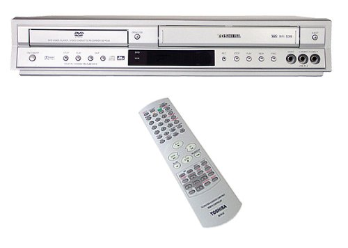 Best Price! Toshiba SD-K530SU Progressive Scan DVD/VCR Combo w/ DVD/ VCD/ CD-R/CD/ DVD-R/ CD-RW Disc...