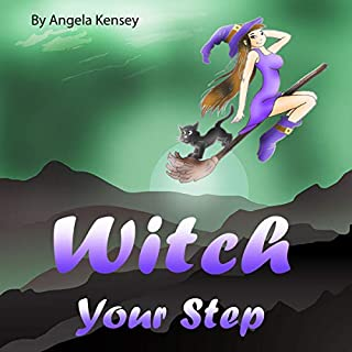 Witch Your Step: Tinfoil Dinners and Mountain Mysteries cover art