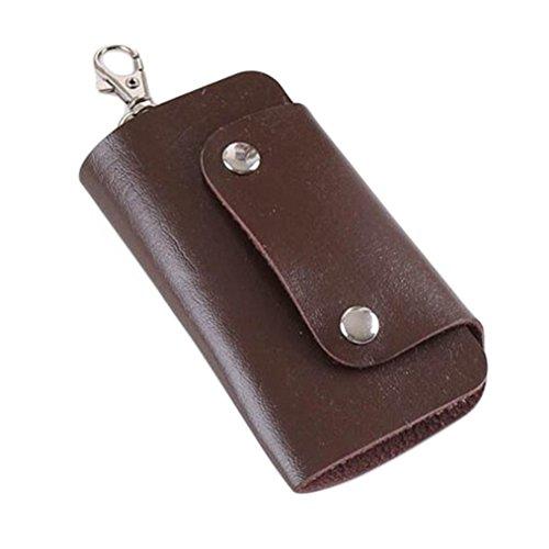 Greenlans , Schlüsselmäppchen, braun (Braun) - 2F6X153329VC4WP5429