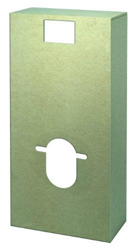 Wirquin 55718848 Habillage bâti WC à peindre