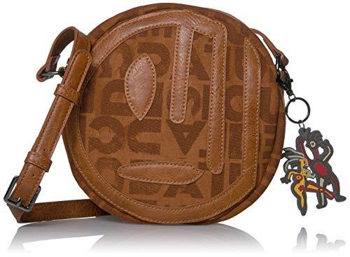 Desigual Bag Brand ROBOTGIRL, Maroon