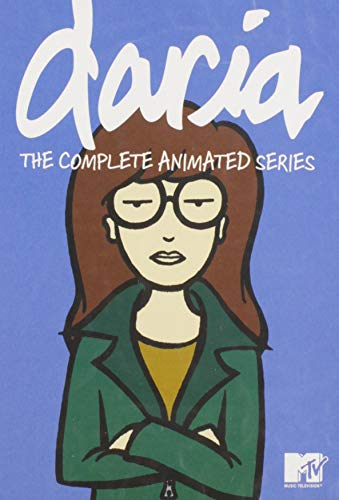 Daria: Complete Animated Series (8pc) / (Full Dol) [DVD] [Region 1] [NTSC] [US Import]