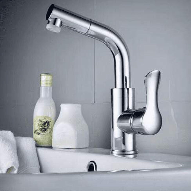 Waschtischarmatur schwarz Farbe Waterfall Bathroom Basin Hot And Cold Faucet Single Handle Sink Mixer Tap