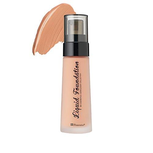 BH Cosmetics Medium Olive Liquid Foundation, 0.85 Ounce by BHCosmetics