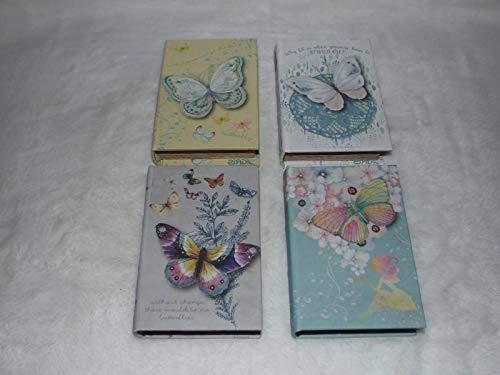 Signes Grimalt - Caja de Madera con diseño de Mariposa