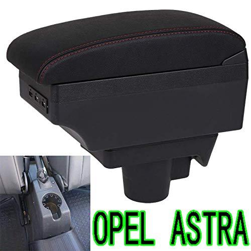 Für Opel Astra Armlehnenbox Opel Astra H Universal Auto Mittelarmlehne Aufbewahrungsbox Modifikation Zubehör