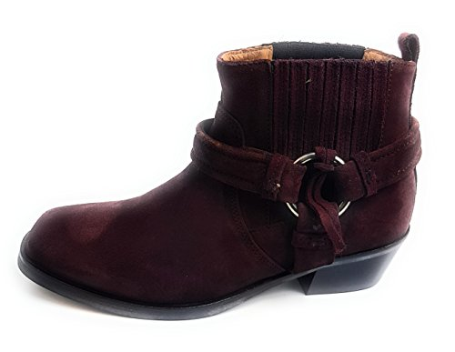 Diesel Damen Schuhe Stiefeletten SQUAR Harless Women Pumps Heels - Y01010 PR047 Farbe: Violett (T5115) - Gr.: EU 40 / US 9 / JPN 26