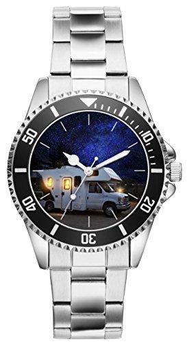 Geschenk für Camper Wohnmobil Besitzer Fans Fahrer Uhr 6109