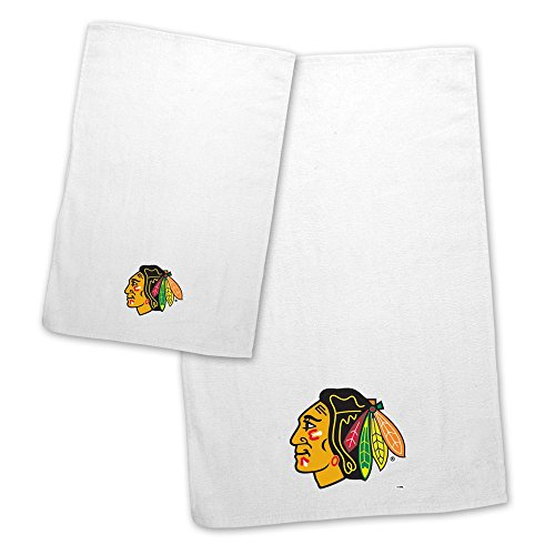 WinCraft NHL Chicago Blackhawks Kitchen & Tailgate Towel Set