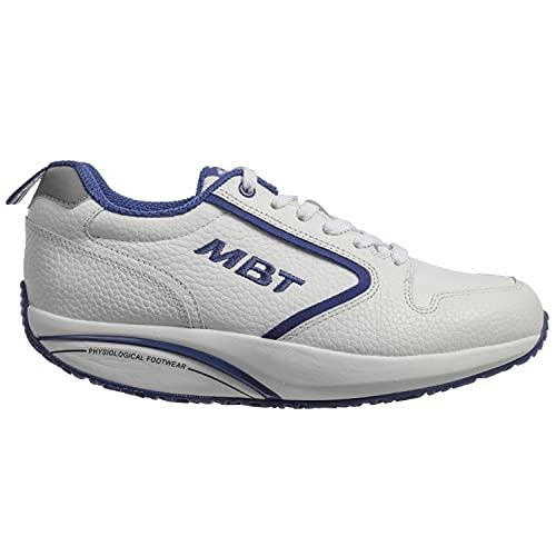 MBT 1997 Leather W Sportschuhe Damen royal blau/Weiss - 40/8.5