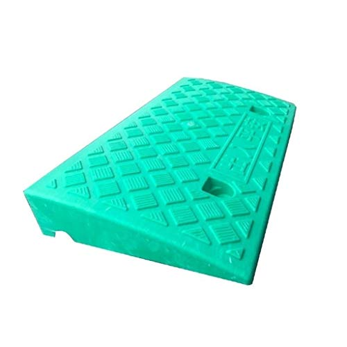 Buffer-Feng 7-13,5 cm kunststof in salita pad, tuin compartiment Passo Slope Pad skateboard auto multifunctioneel pad helling duurzaam Curb