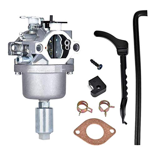 BLTR Conjunto del carburador, carburador de reemplazo de Carb for Segadora Craftsman LT1000 LT2000 Motor de Gasolina DLS350 Ventilador de Hoja Cortasetos carburador De Confianza