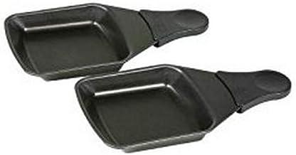 Tefal XA400202 Raclette-pannetje met anti-aanbaklaag, 2 stuks