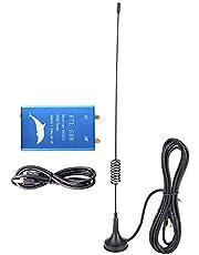 Mainstayae RTL.SDR USB Tuner Receiver RTL2832U+R820T2 100KHz-1.7GHz UHF UV HF