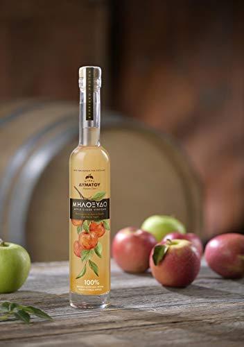 Dymatou Estate Barril de Roble Envejecido vinagre de sidra de manzana cruda con la madre -...