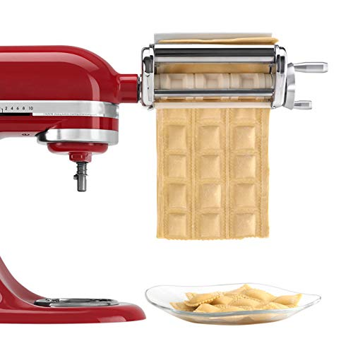Best pasta press attachment kitchenaid review 2021