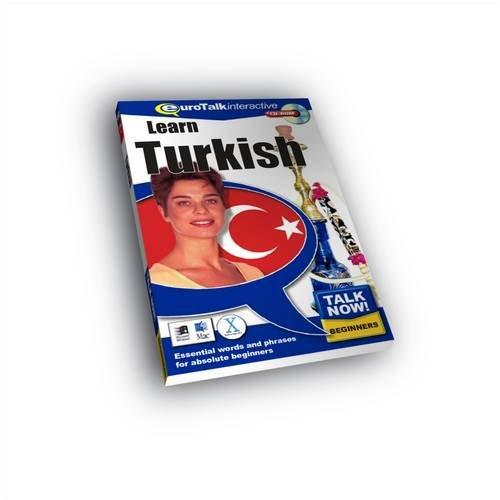 Preisvergleich Produktbild Talk Now Anfänger - Türkisch (PC+MAC)