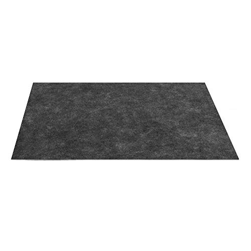 IXAER Gas Grill Mat (48'x 30'), Under the Grill Mat BBQ Grilling Gear for Gas/Absorbent Grill Pad...