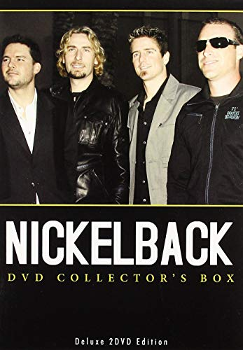 Nickelback - Collector's Box [Deluxe Edition] [2 DVDs]