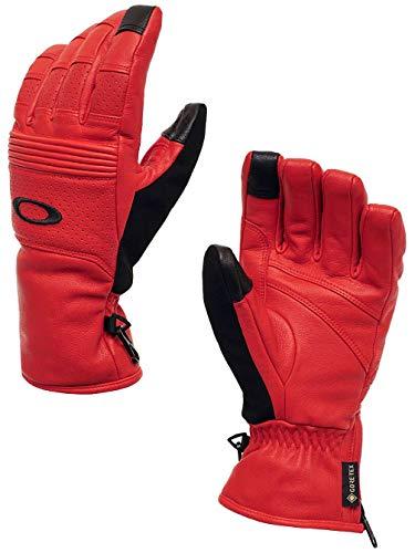 Oakley Men's Silverado Gore-Tex Glove, High Risk Red, XL