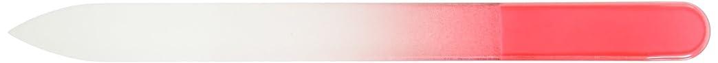 ベアリング上下する枯渇する貝印 ガラス爪ヤスリ(グラスファイル)細目 HC-2017