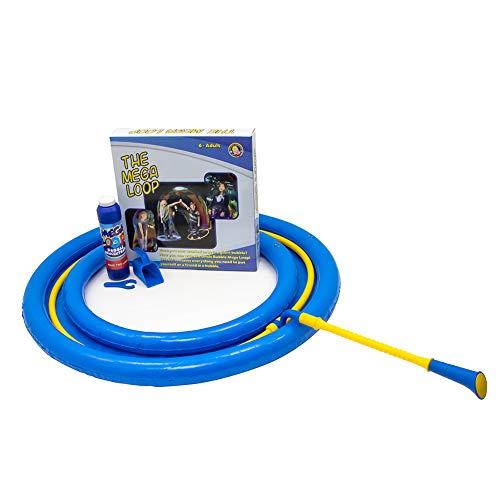 Uncle Bubble BUB-102 Mega Loop-Giant - Herramienta de burbuja para poner a...